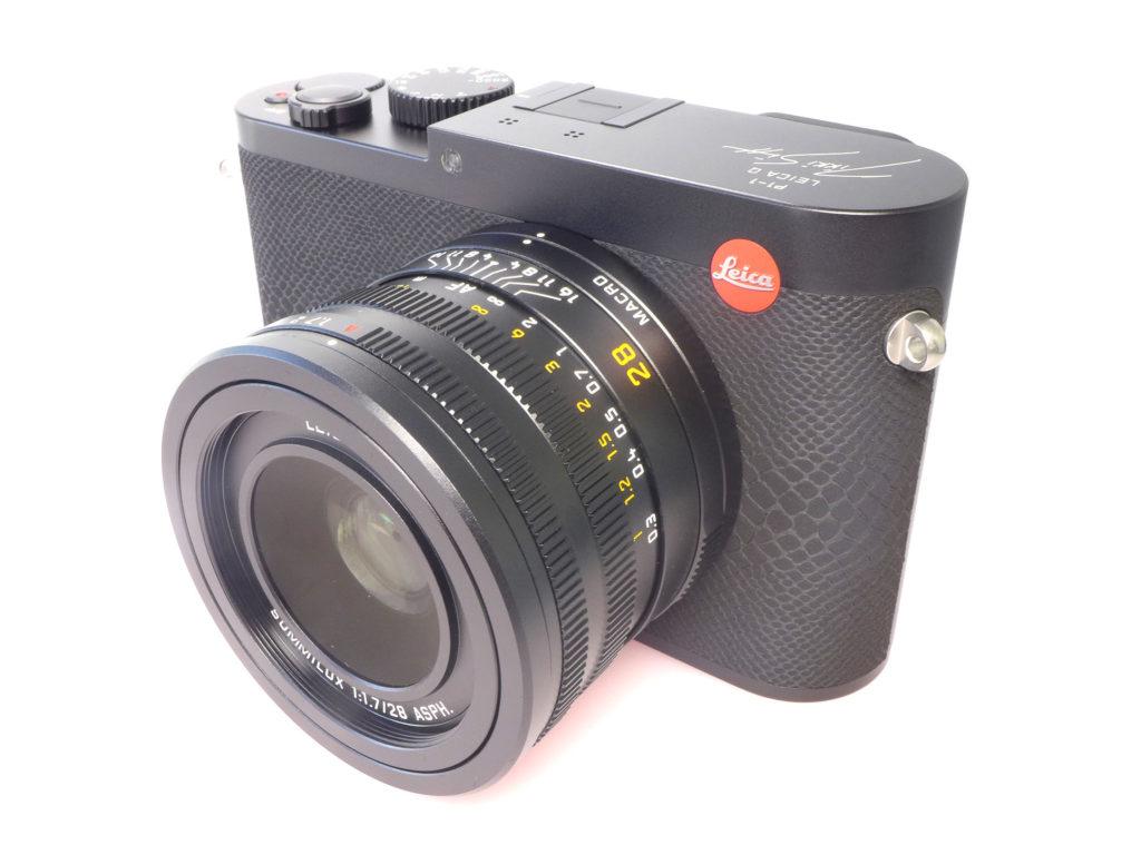 """Νέα ειδική έκδοση Leica Q """"Nikki Sixx Edition"""""""