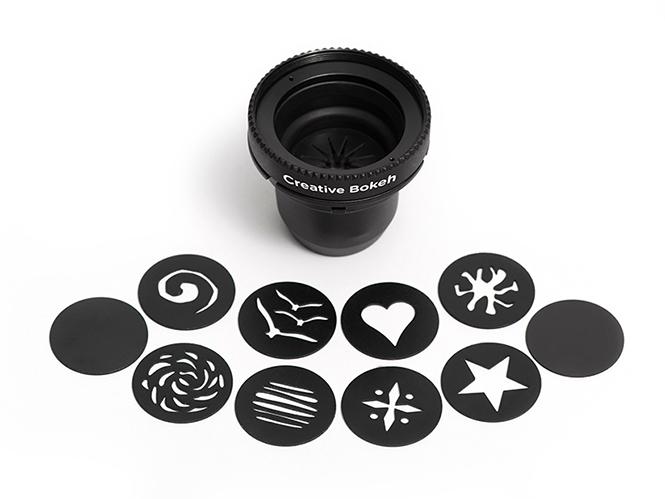 Lensbaby Creative Bokeh Optics, ένας φακός για bokeh με άποψη