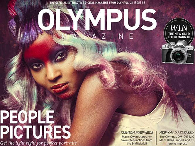 Διαβάστε το νέο τεύχος του Olympus Magazine