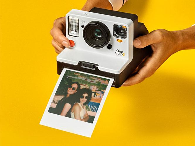 Polaroid: Ανακοίνωσε τη νέα instant μηχανή OneStep 2 και το instant film i-Type