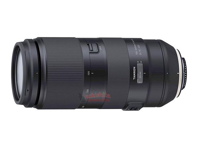 Έρχεται ο νέος Tamron 100-400mm f/4.5-6.3 Di VC USD