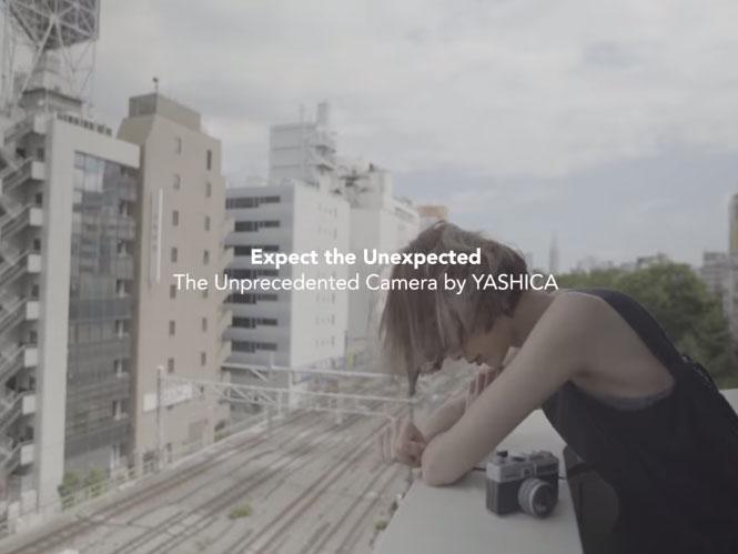 YASHICA: Νέο Teaser video αποκαλύπτει μηχανή που έρχεται μέσω KickStarter