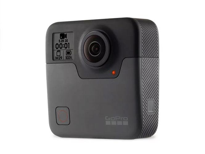 Ανακοινώθηκε η 360 Action Camera, GoPro Fusion
