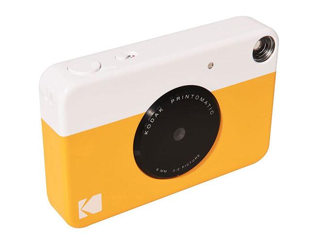 Kodak Printomatic, νέα ψηφιακή μηχανή που εκτυπώνει άμεσα τις φωτογραφίες