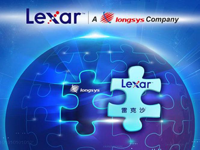 Η Lexar πέρασε στα χέρια της Κινεζικής Longsys