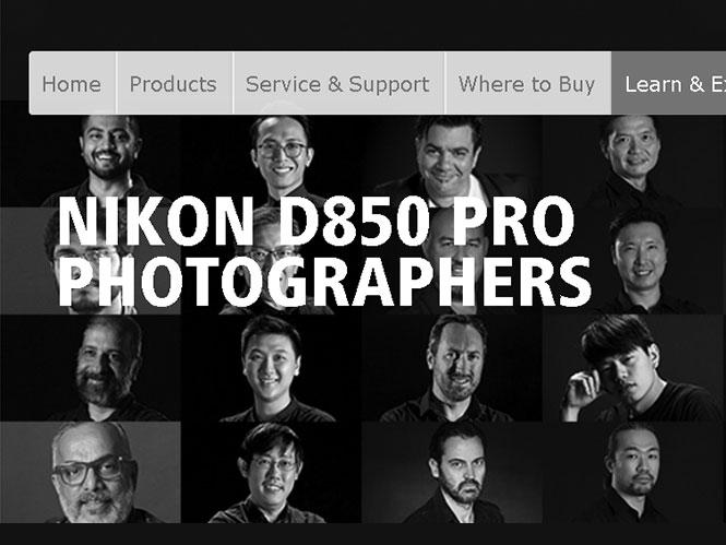 Nikon: Δέχεται έντονη κριτική γιατί καμπάνια της στην Ασία δεν έχει καμία γυναίκα φωτογράφο