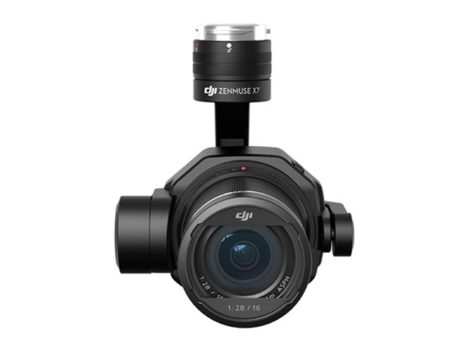 DJI Zenmuse X7: Ανακοινώθηκε η πρώτη κάμερα Super 35 στον κόσμο για αεροφωτογραφίσεις