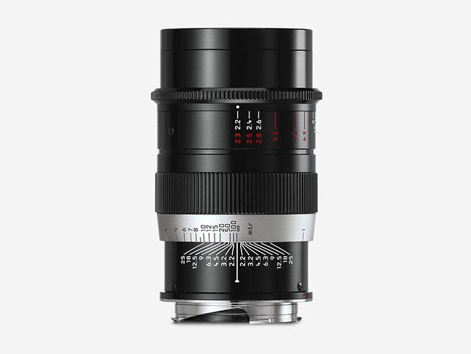 Ανακοινώθηκε ο νέος Leica THAMBAR-M 1:2.2/90