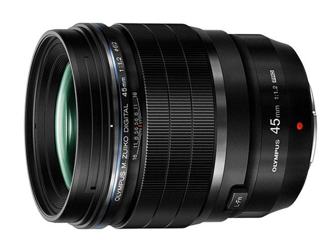 Ανακοινώθηκε ο νέος επαγγελματικός φακός Olympus 45mm F1.2 Pro
