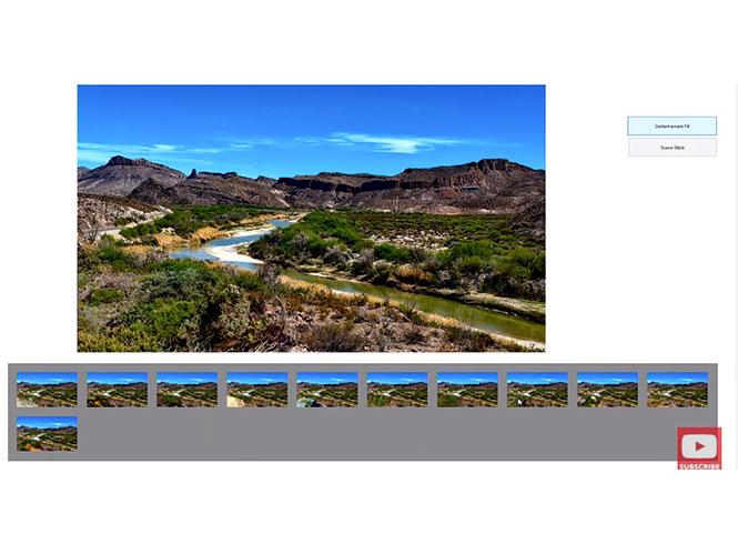 Adobe: Η νέα τεχνολογία SceneStitch γεμίζει ρεαλιστικά μία φωτογραφία με στοιχεία από μία άλλη