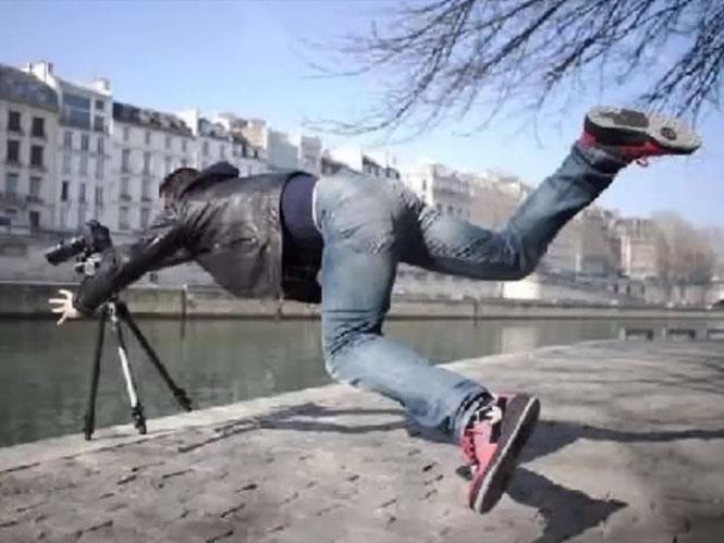 Όταν ο φακός πιάνει τους φωτογράφους σε αστείες ή όχι τόσο αστείες στιγμές