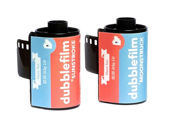 Dubblefilm: Δύο νέα έγχρωμα film με πολύ ιδιαίτερο αποτέλεσμα