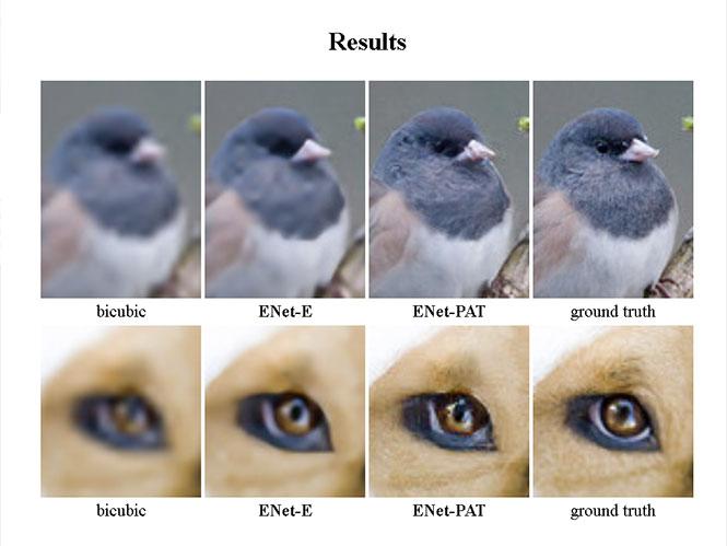 Νέος αλγόριθμος βελτιώνει την ανάλυση φωτογραφιών χαμηλής ανάλυσης