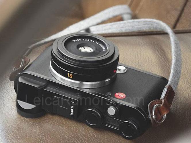 Σήμερα ανακοινώνεται η νέα mirrorless Leica CL και ο φακός Elmarit-TL 18mm f/2.8 ASPH