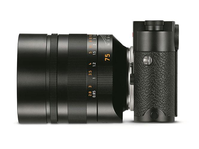 Νέος Leica Noctilux-M 75mm F1.25 ASPH στα 12.800 δολάρια