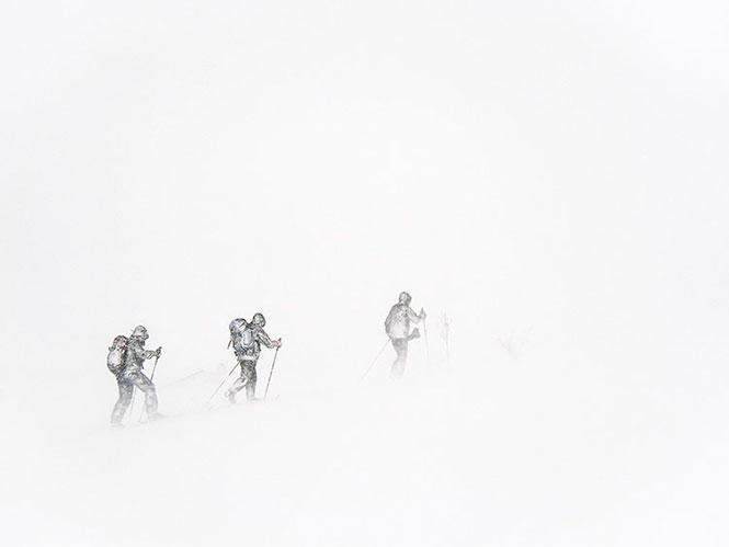People & Winter: Θεματική Έκθεση Φωτογραφίας στη Κυψέλη