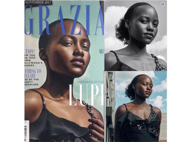 Φωτογράφος ζήτησε συγνώμη από την ηθοποιό Lupita Nyong'o για την επεξεργασία του πορτραίτου της