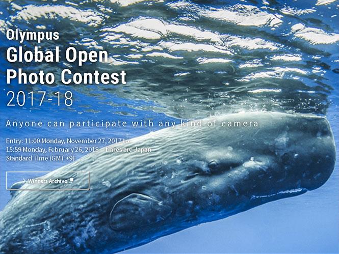 Olympus Global Open Photo Contest 2017-18: Ξεκίνησε η περίοδος υποβολής συμμετοχών