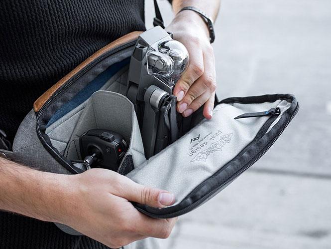 Η Peak Design παρουσιάζει τη φωτογραφική τσάντα καθημερινής χρήσης 5L Everyday Sling