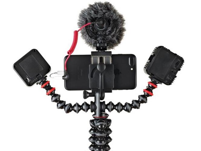 GorillaPod Mobile Rig: Ήρθε για να απογειώσει τα selfie videos