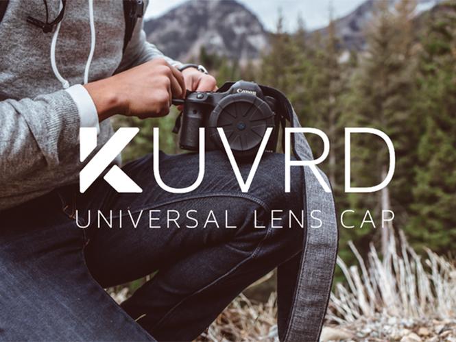 Universal Lens Cap: Ένα καπάκι για όλους τους φακούς που προστατεύει από νερό και σκόνη