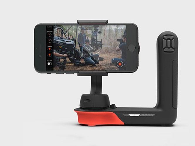 Το Movi είναι ένας σταθεροποιητής χειρός για το iPhone με κινηματογραφικές δυνατότητες