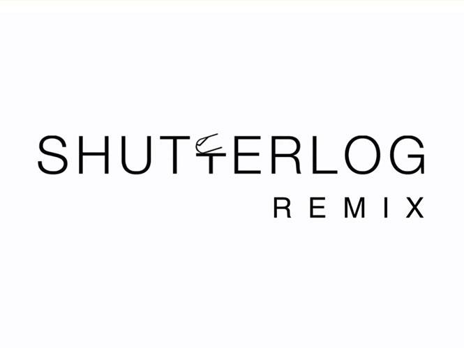 ShutterLog Remix: Ένα μπιτάκι από κλείστρα μηχανών