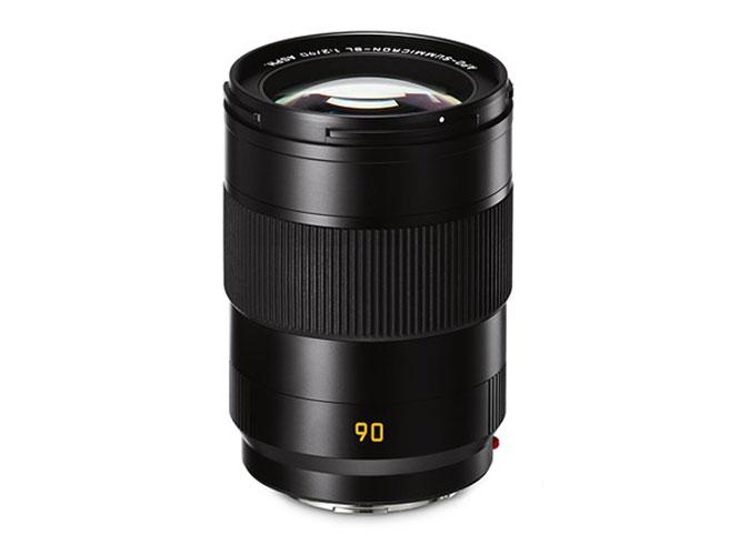 Νέος Leica APO-Summicron SL 90 mm f/2 ASPH, ιδανικός για πορτραίτα