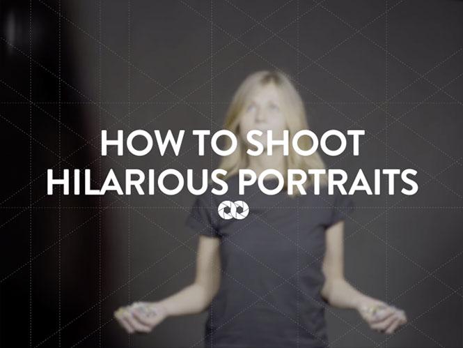 COOPH: 8 ξεκαρδιστικές ιδέες για λήψη πορτραίτου
