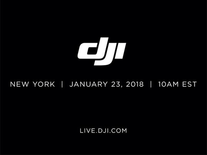 Έρχεται νέο Drone από τη DJI, δείτε το teaser video