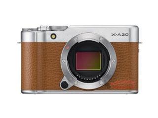 Fujifilm X-Α20