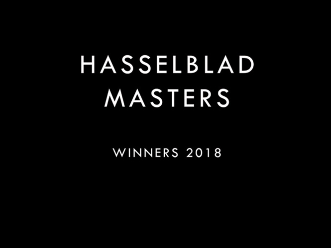 Hasselblad Masters Awards 2018: Ανακοινώθηκαν οι νικητές