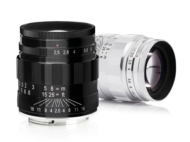 Ο φακός Schacht Travegon 50mm f/2.5 αναβιώνει μέσω KickStarter