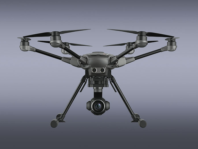 Yuneec: Ανακοίνωσε το νεό της drone, Yuneec Typhoon H Plus