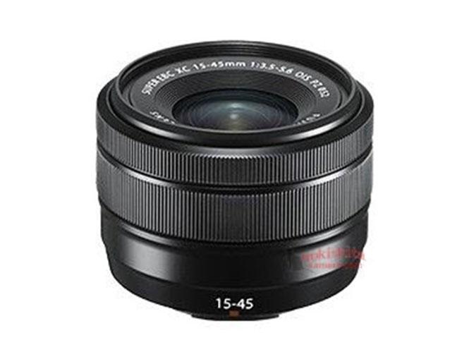 Διέρρευσαν τα τεχνικά χαρακτηριστικά της Fujifilm X-A5 και του φακού 15-45mm
