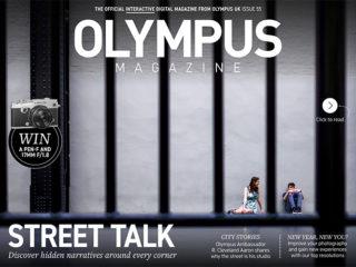 Οlympus Μagazine