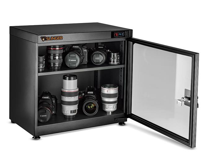 Πείτε όχι στην υγρασία του εξοπλισμού σας με το Slinger Dry Cabinet