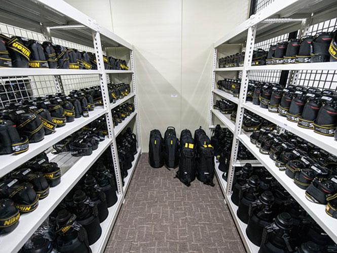 Nikon Professional Services: Χορταστικές εικόνες με Nikon μηχανές και φακούς από τους Ολυμπιακούς Αγώνες