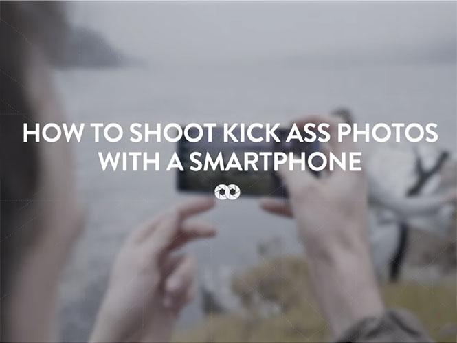 COOPH: 5 συμβουλές για να βγάλετε εικόνες το νερό