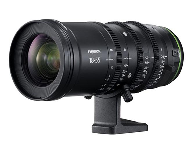 Fujifilm: Ανακοίνωσε δύο νέους κινηματογραφικούς φακούς