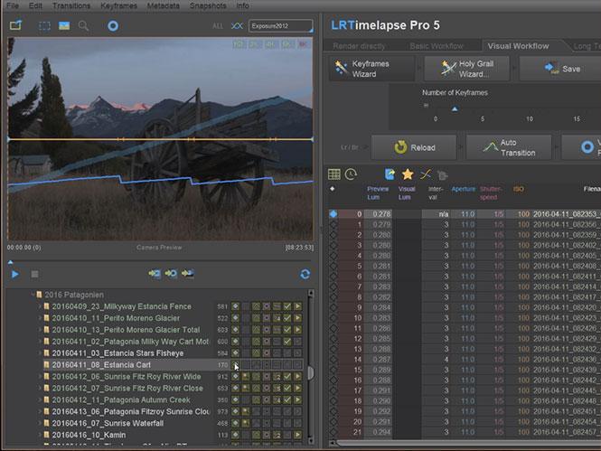LRTimelapse 5, νέα έκδοση για το ειδικό λογισμικό για τη δημιουργία Time Lapse videos