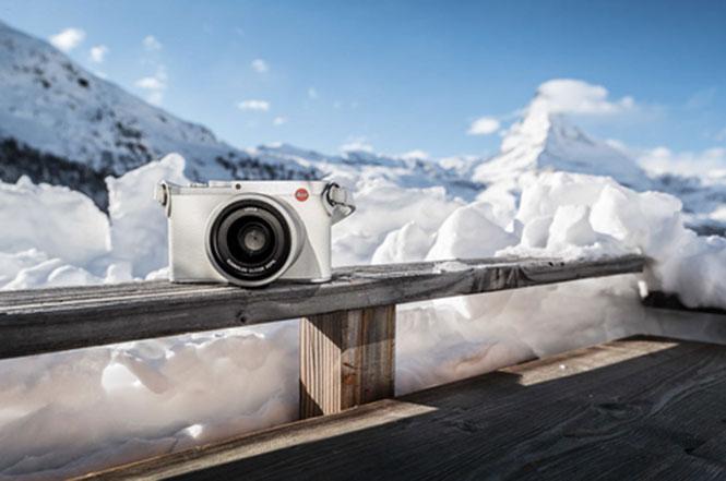 Νέα Leica Q Snow, μία μηχανή για τον snowboarder Iouri Podladtchikov