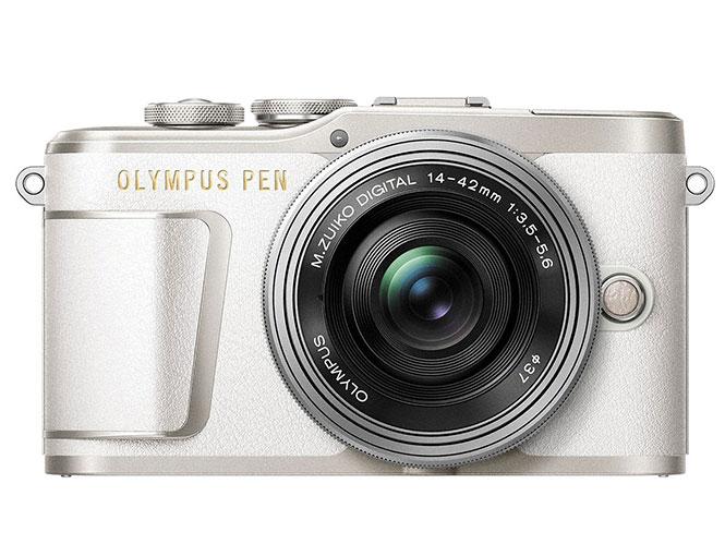 Αναβάθμιση λογισμικού για την Olympus Pen E-PL9