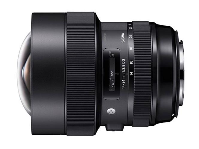 Δείτε πότε κυκλοφορεί ο SIGMA 14-24mm F2.8 DG HSM Art και σε ποια τιμή