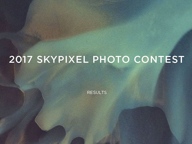 Skypixel 2017: Ανακοινώθηκαν οι μεγάλοι νικητές για τις καλύτερες εικόνες από drone