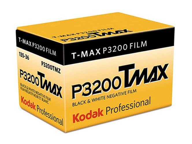 H Kodak Alaris ανασταίνει το επαγγελματικό Α/Μ φιλμ Kodak T-Max P3200