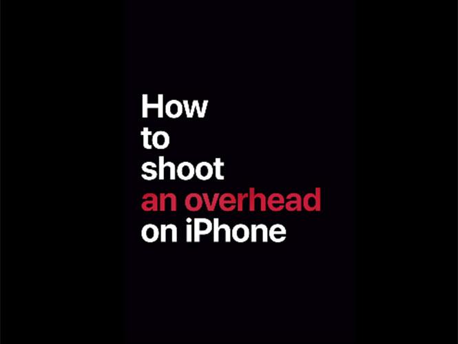 Νέα videos με συμβουλές από την Apple για φωτογράφιση με iPhone
