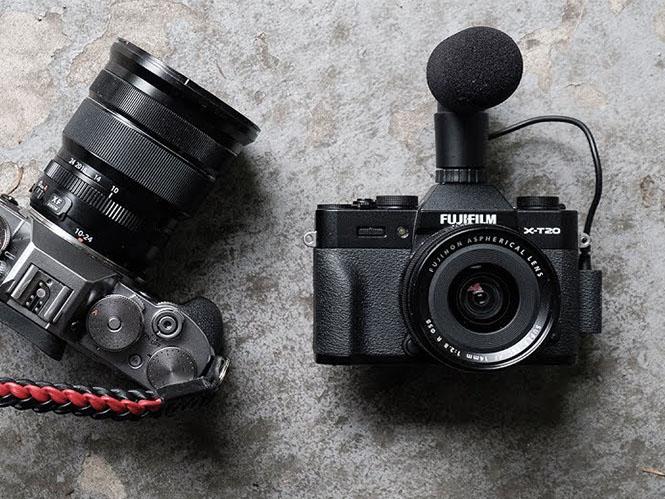 Οδηγός για λήψη video υψηλής ποιότητας με φωτογραφικό εξοπλισμό Fujifilm