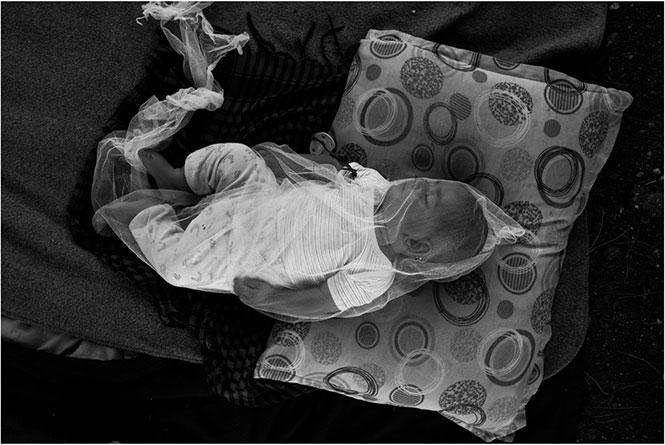 Τα παιδιά της Ριτσώνας: Έκθεση Φωτογραφίας του Βασίλη Νίκα