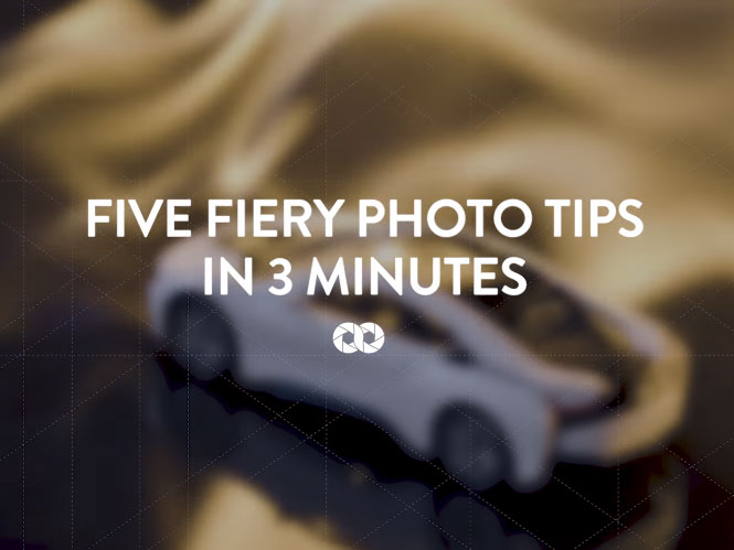 COOPH: Παρουσιάζει 5 δημιουργικούς τρόπους να κάνετε εικόνες με την βοήθεια της φωτιάς